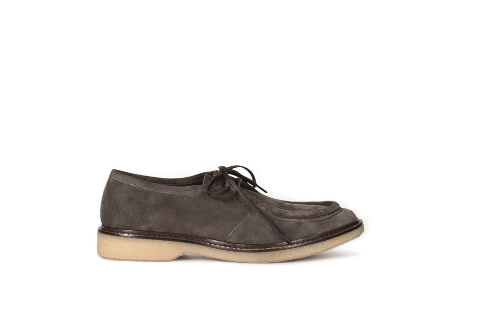 Creep 111290 Suede Taupe