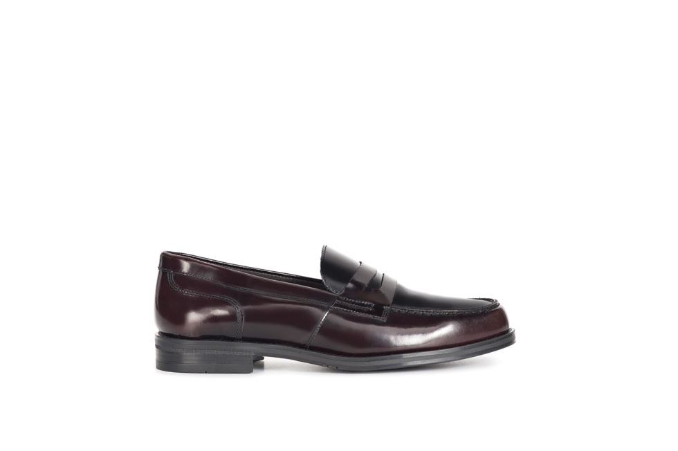 Audry 160443 Regata Bordeaux Nero
