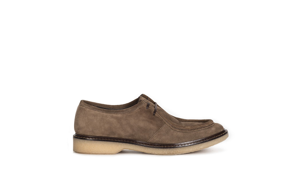 Creep 111290 Suede Marmotta