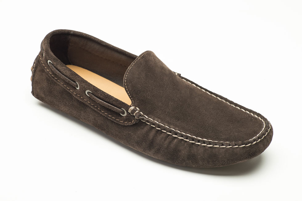 Cars 460206 Suede Dark Brown