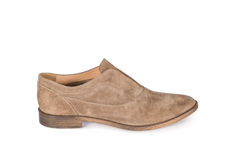 Jane 140561 Old Suede Marmotta