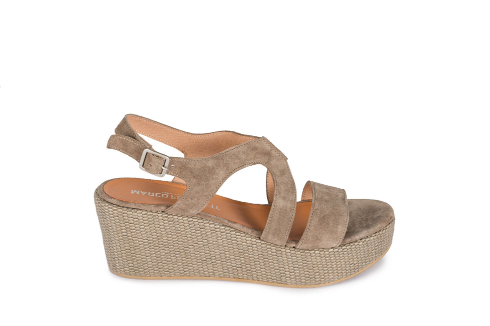 Liz 660047 Light Suede Marmotta