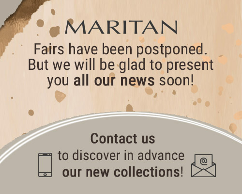 Contact us to see our new collection in advance!