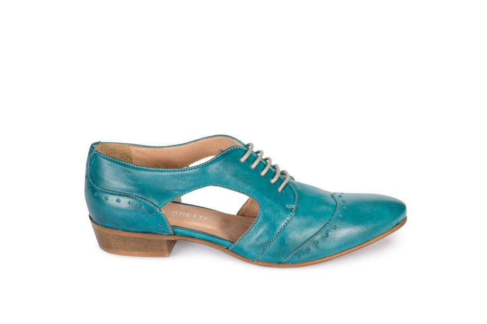 Shirley 111452 West Wax Azzurro