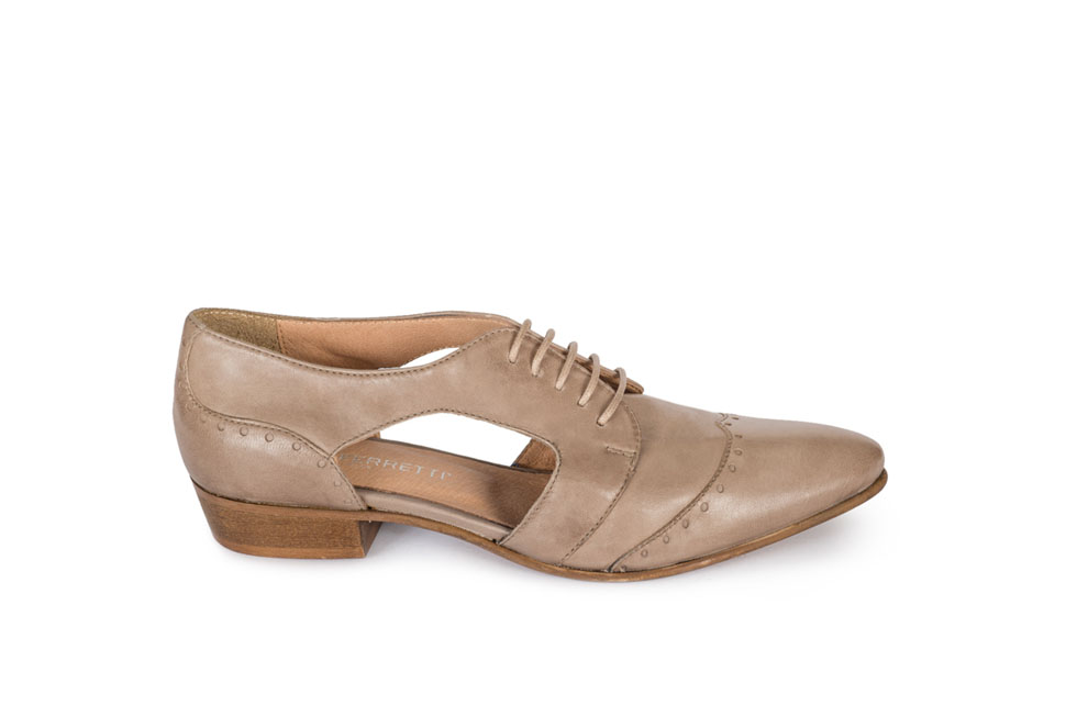 Shirley 111452 West Wax Taupe